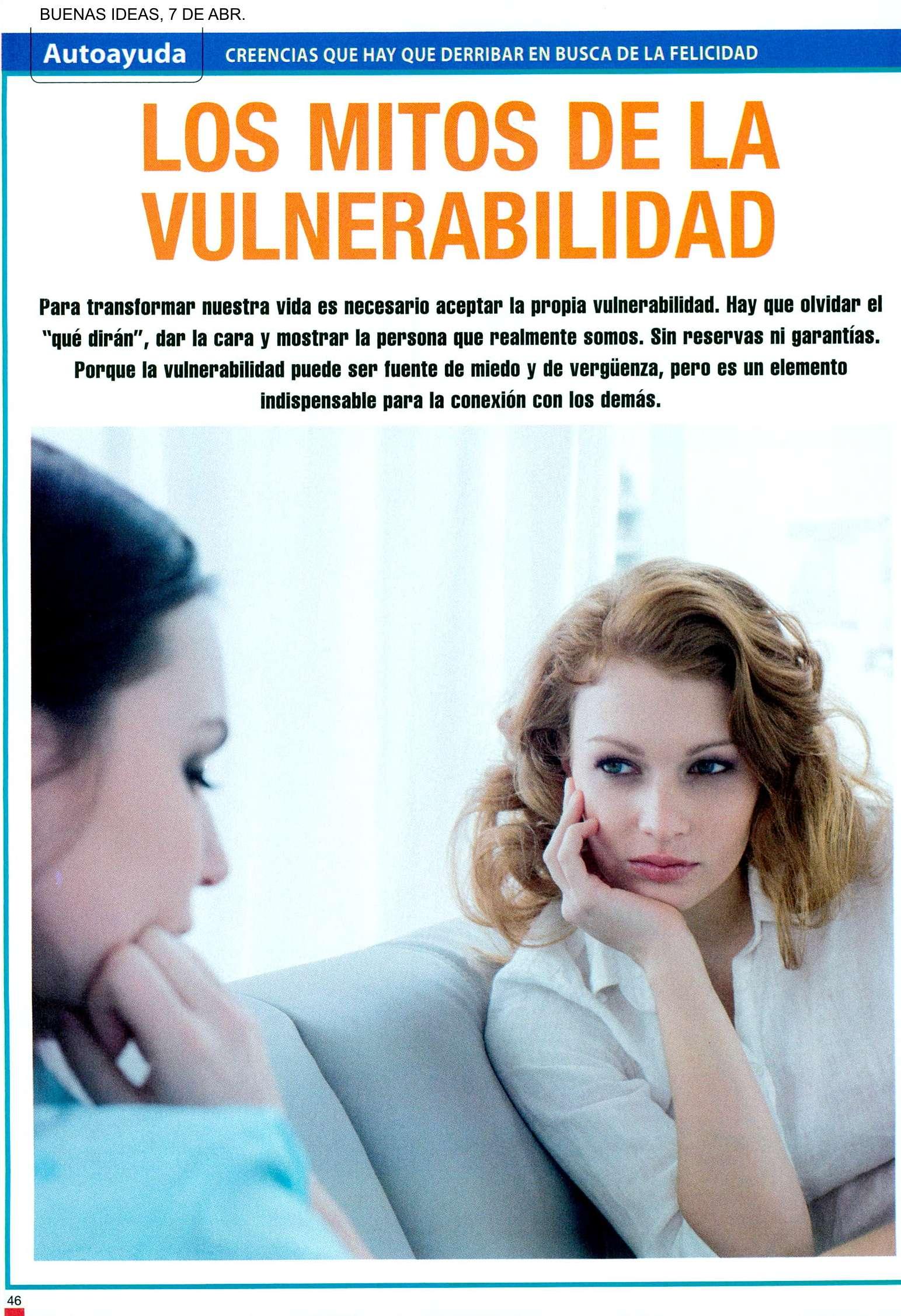 ... Revista Buenas Ideas - 07/04/2017 ...