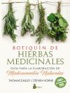 Botiquín de hierbas medicinales